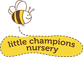 little champions nursery logo
